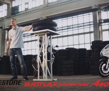 R17 Motorgumi Akadémia / Bridgestone