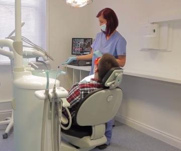 Sweet Smiles fogászati klinika Liverpool – Anglia