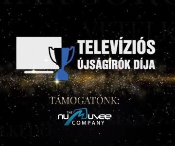 Televíziós Újságírók Díja TV spot